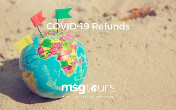 COVID-19 refunds
