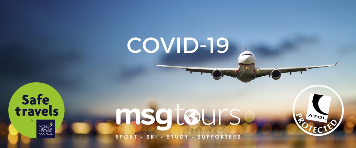 COVID-19 Slider
