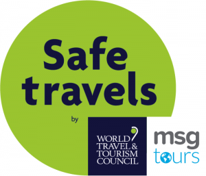 COVID-19 MSG Tours adopt Safe Travels Stamp