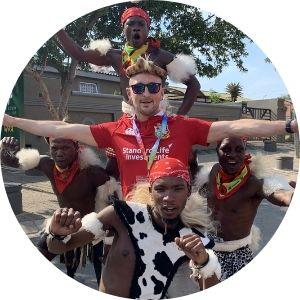MSG's Mark Gardner Lions 2021 South Africa