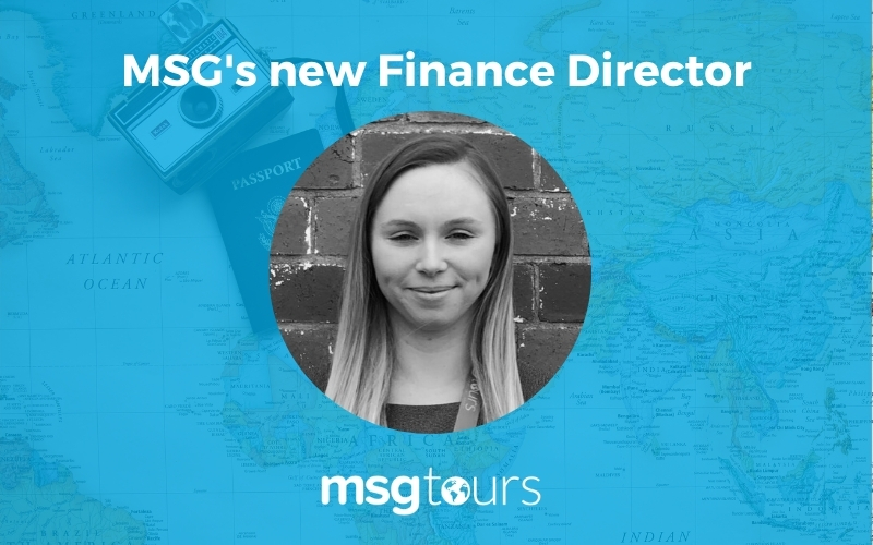 MSG's new Finance Director