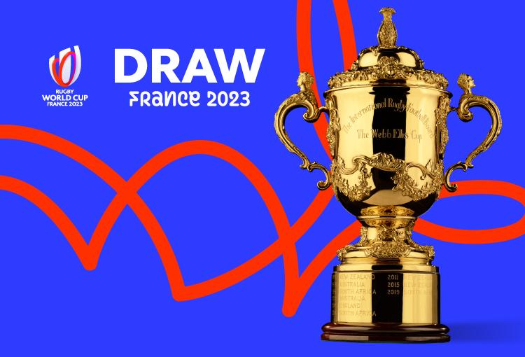 RWC 2023 Draw France
