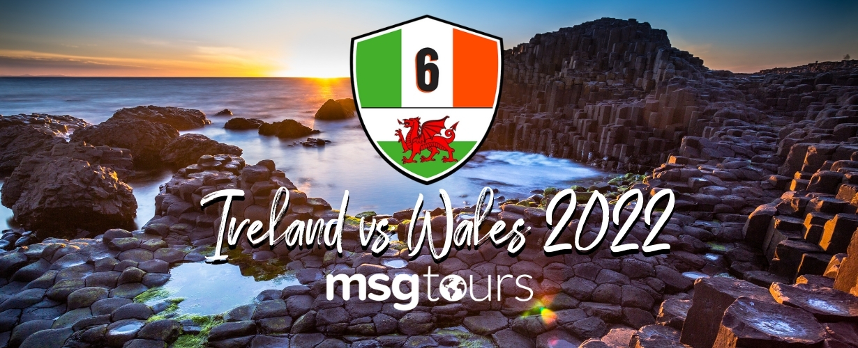 Ireland v Wales 2022 Six Nations
