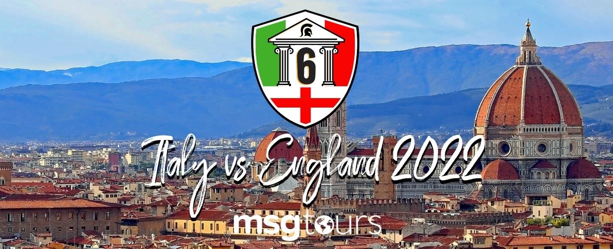 Italy v England 2022 Six Nations slider