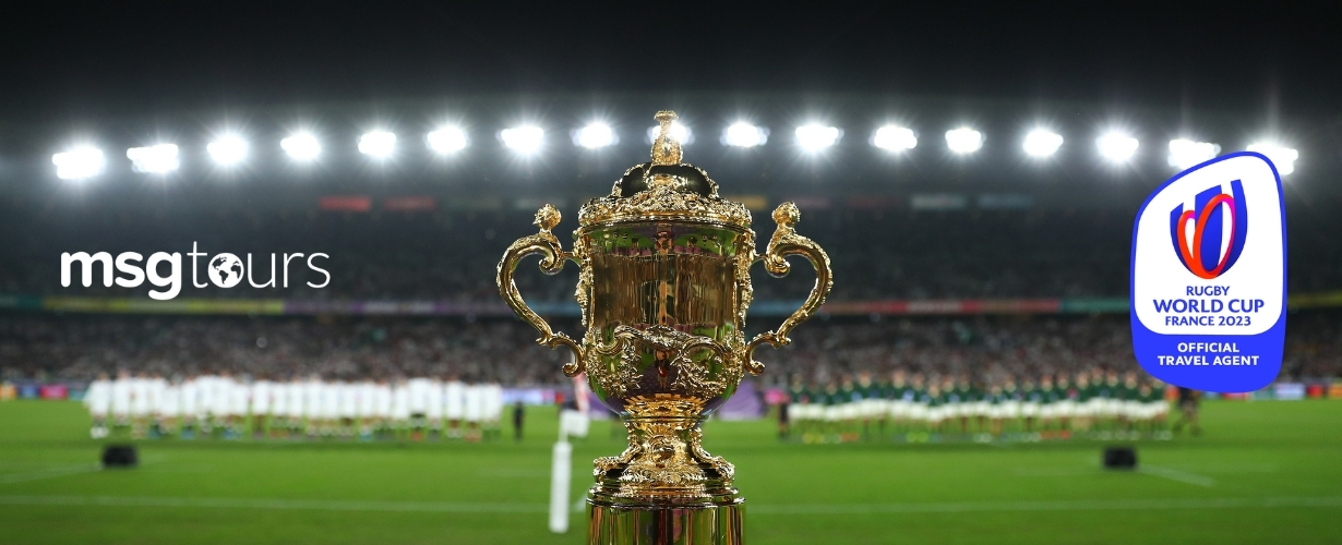 RWC 2023 Supporters packages