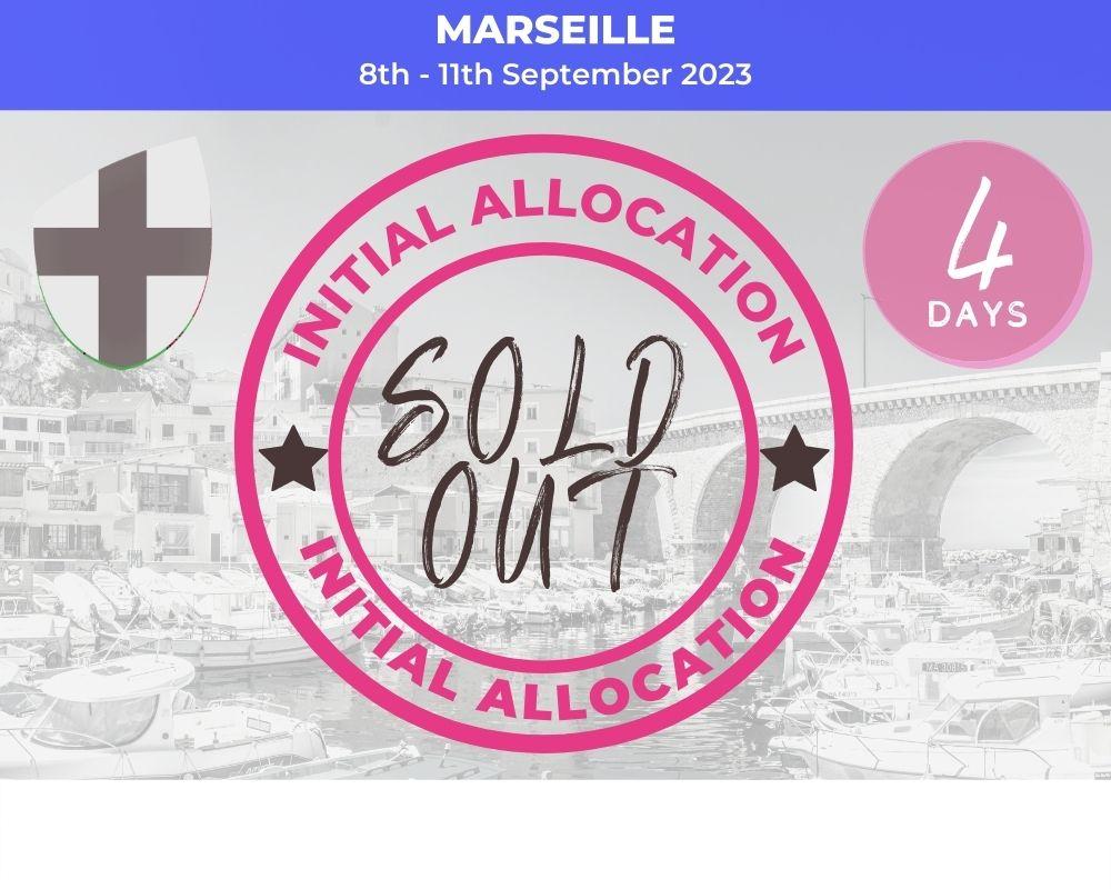 Long Weekender - Marseille 2023