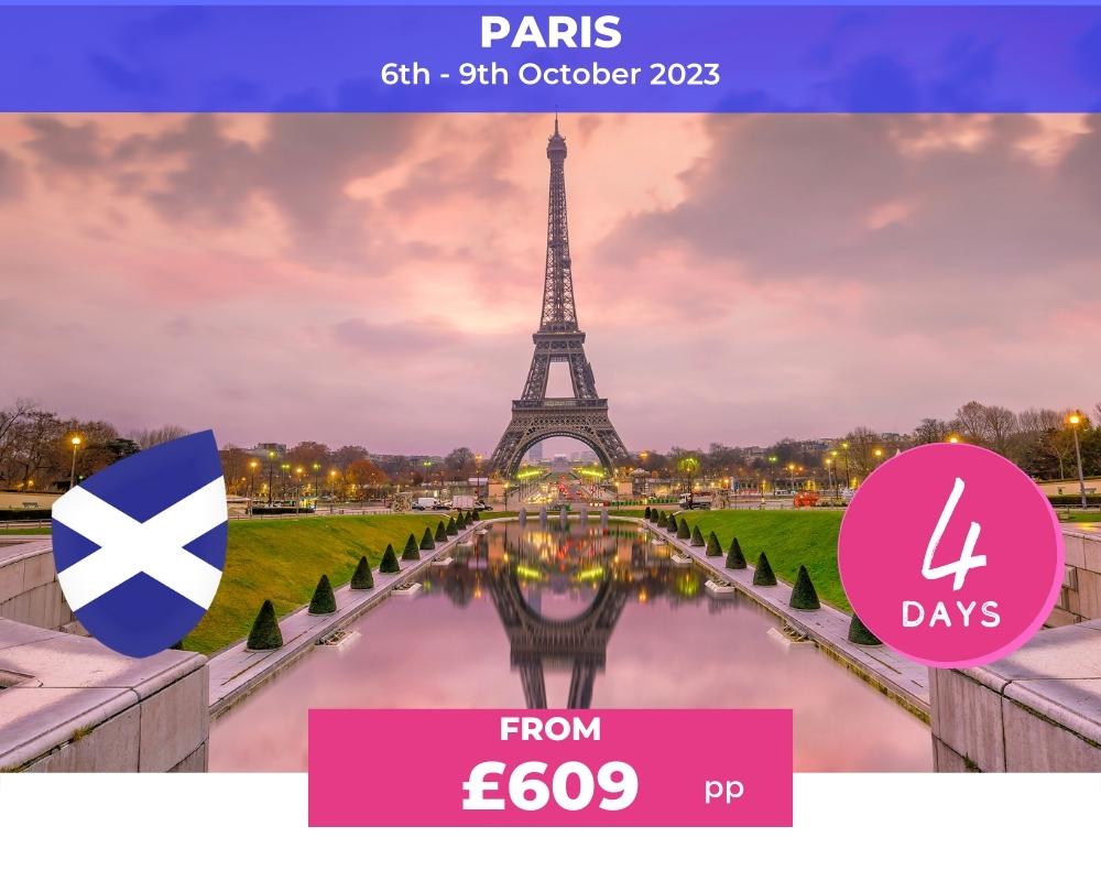 Long Weekender - Paris 2023