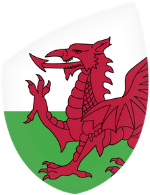 Wales RWC2023 badge