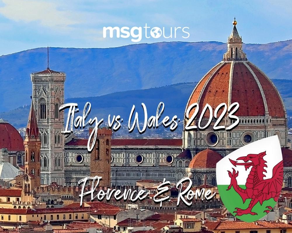 Italy vs Wales 2023