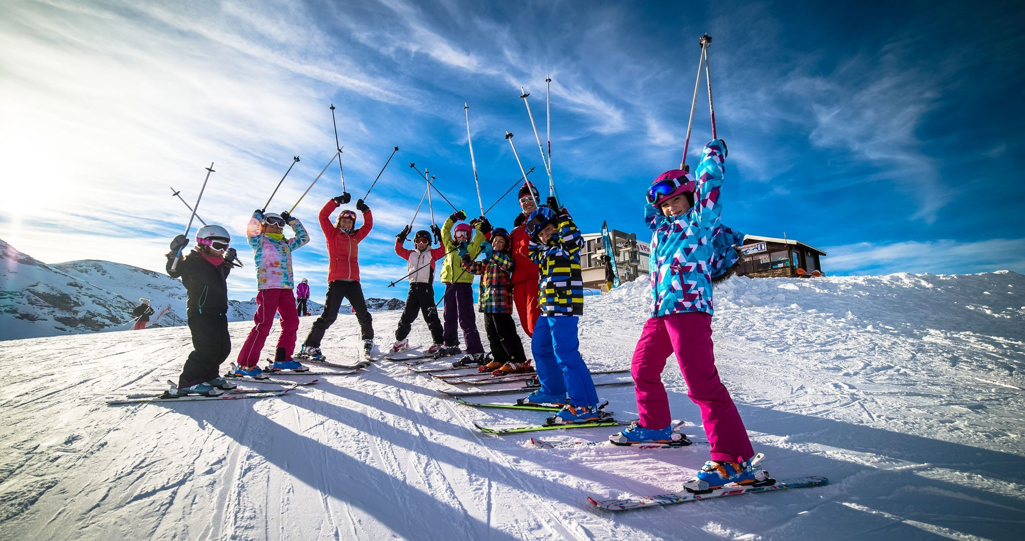 School Ski Trips Worldwide with MSG Tours